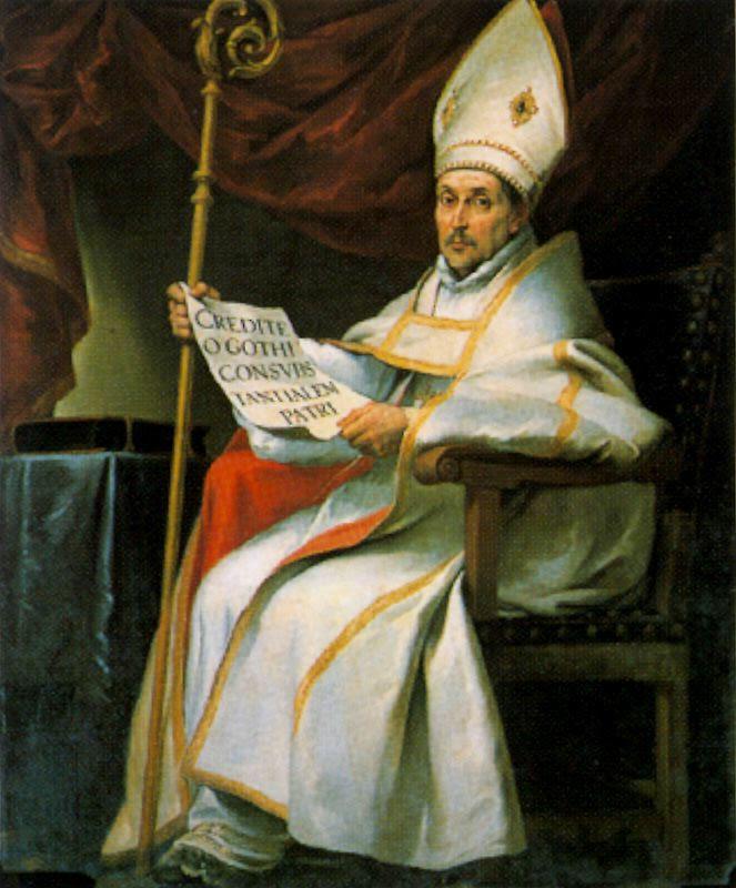 img ST. LEANDER of Seville