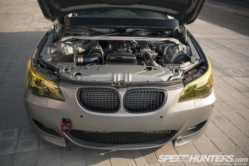 The 851bhp Toyota Powered Bmw Hybrid Speedhunters