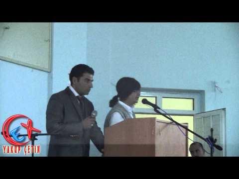 10 Kasım Bozkır Belediyesi Etkinlikleri ve Program Akışı - Bozkır'da 10 Kasım 2012