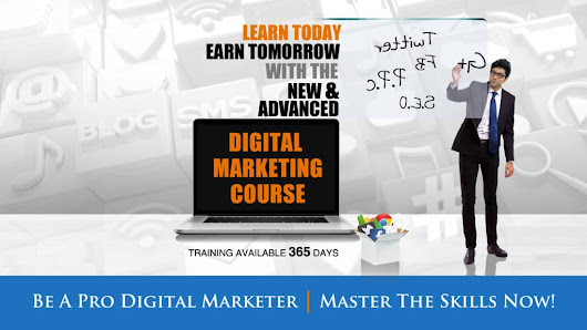 Digital Marketing Classroom Training & Certification Course in Kolkata - Seven Boats Academy