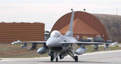 8 Jet Tempur, 300 Personil Darat AS Tiba di Pangkalan Incirlik Turki untuk Perang Lawan IS