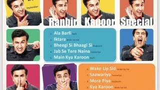 Audio: Ranbir Kapoor Birthday Playlist