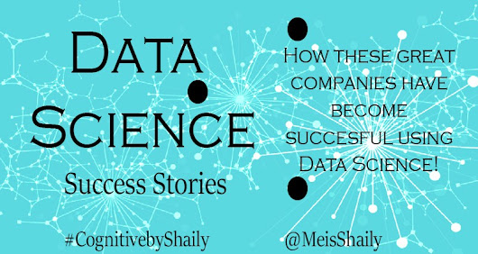 How these companies have used #DataScience to their advantage