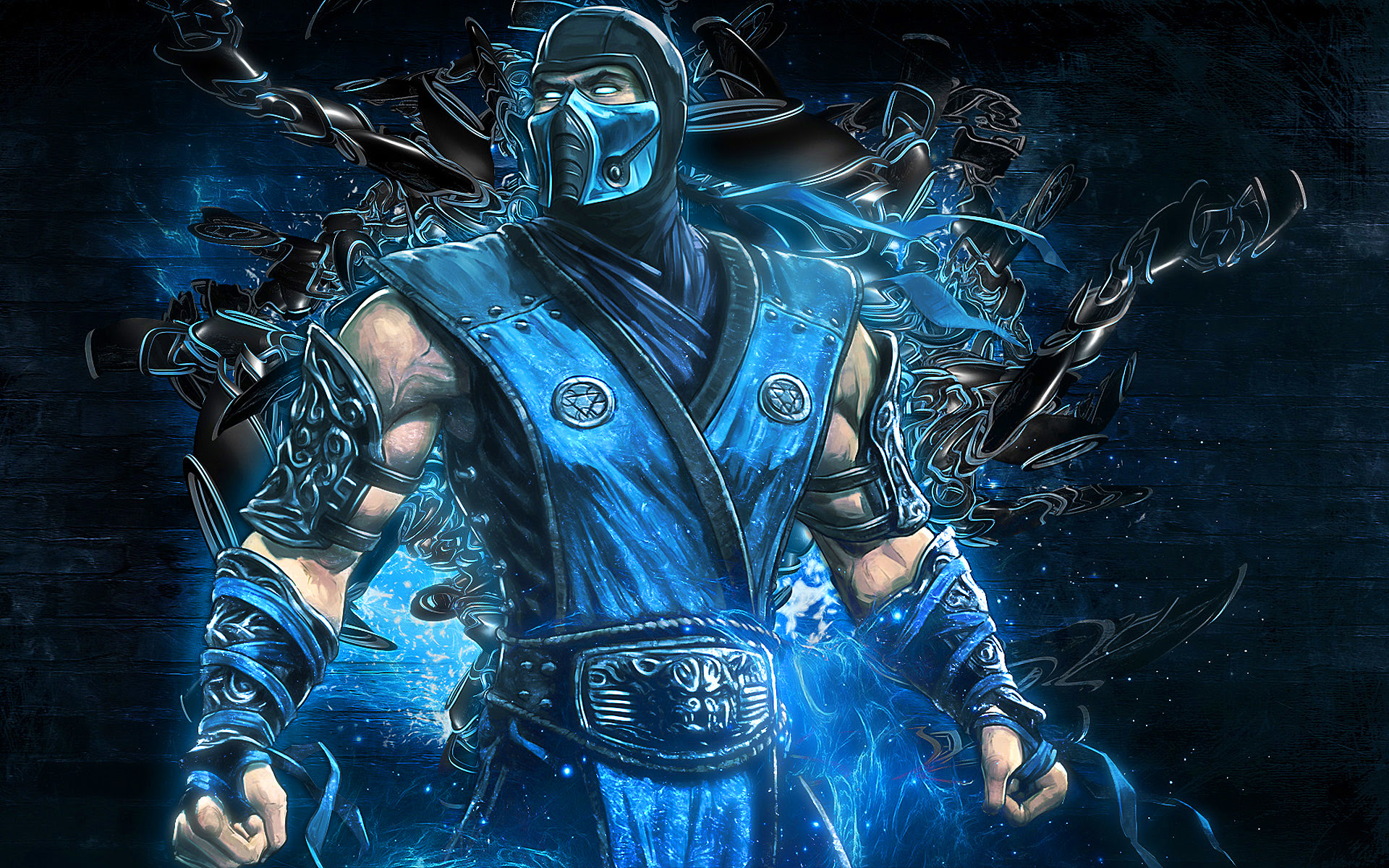 Mortal Combat Hd Desktop Wallpapers 4k Hd