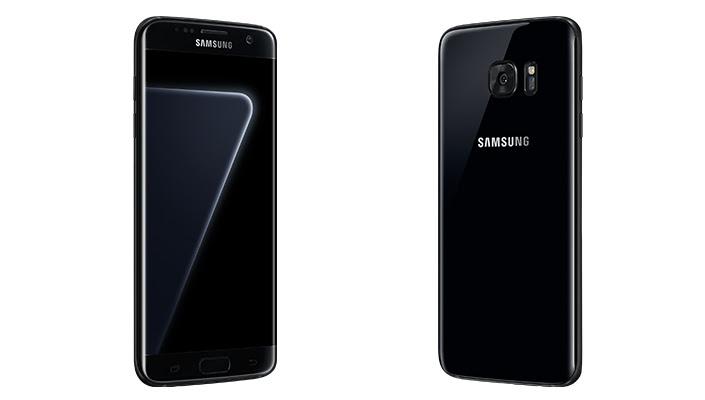 Galaxy S7 edge Black Pearl