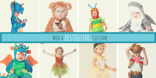 Win a Bestselling Costume