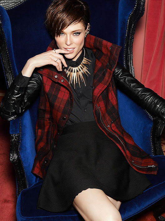Coco Rocha's BaubleBar Collection: 'I Don't Think Fashionable Jewelry Should Cost as Much as a Down Payment on a House!' | People.com