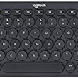 Amazon.com: Logitech K380 Multi-Device Bluetooth Keyboard – Windows, Mac, Chrome OS, Android, iPad, iPhone, Apple TV 2nd or 3rd generation Compatible – with FLOW Cross-Computer Control and Easy-Switch up to 3 Devices – Dark Grey: Computers & Accessories