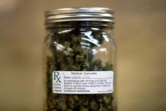 In States With Medical Marijuana, Painkiller Deaths Drop by 25 Percent