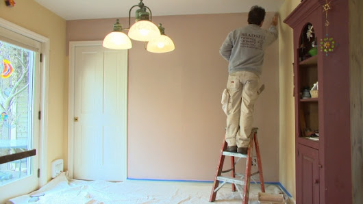 How to make your DIY paint project look like the pros
