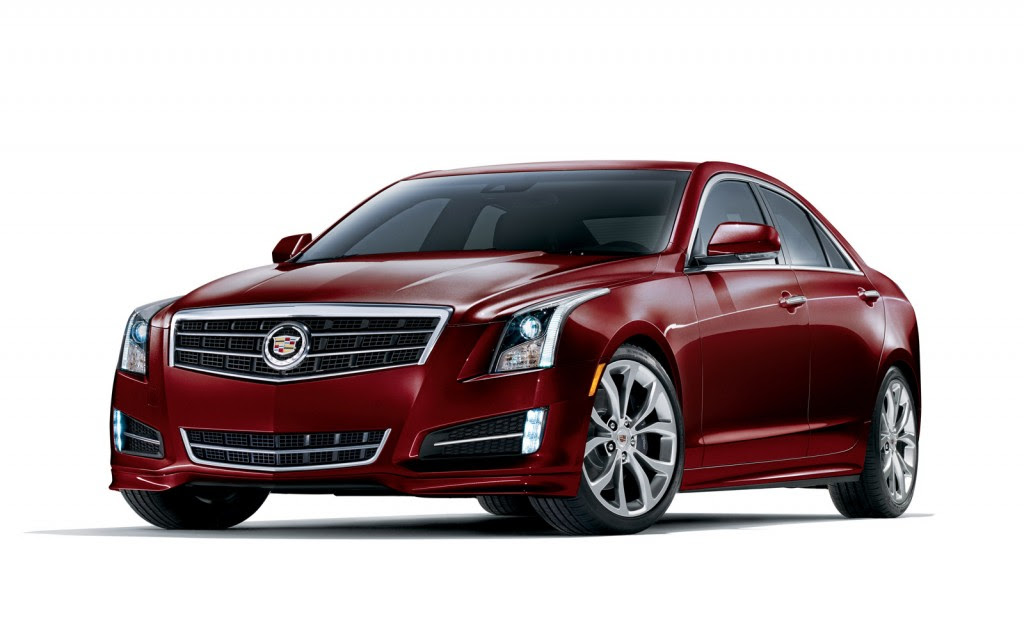 Cadillac Launches 2014 ATS Crimson Sport Special Edition