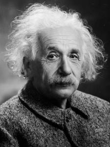 Albert Einstein / Foto Wikimedia / licença Creative Commons
