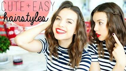 Is here 3 cute easy hairstyles for medium hair read more show less