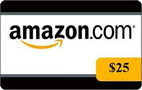 $25 Amazon Gift Card
