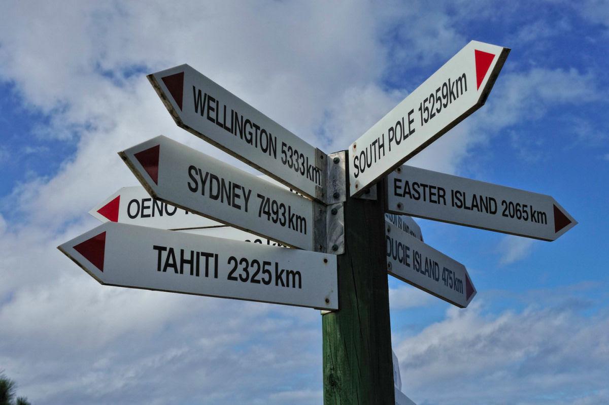 Como é viver em uma pequena ilha britânica no meio do Pacífico 31