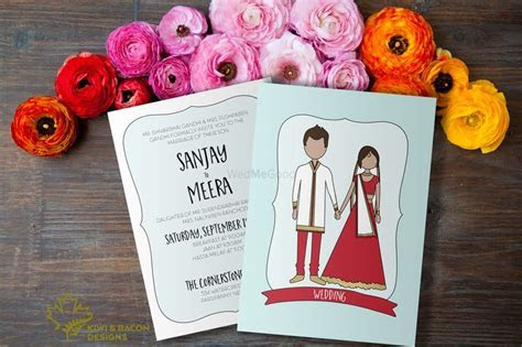 Kiwi & Bacon Designs   Price & Reviews   Wedding Cards in USA