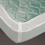 Allergy Store Fitted Waterproof Mattress Cover Full, Cotton | Allergy-Reducing Relief