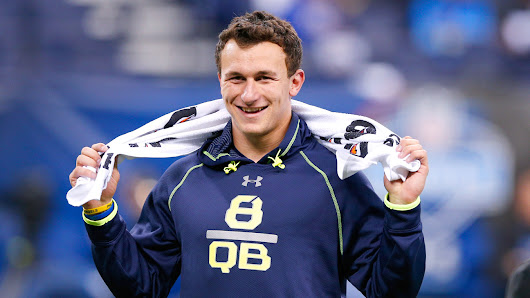 Patent office rules in favor of 'Johnny Football'
