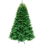 Aleko CTG59H618-UNB 5 ft. Ultra Lush Traditional Lifelike Artificial Indoor Christmas Holiday Tree