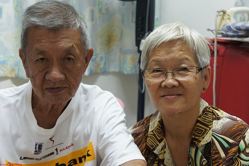 My parents by lcw:)