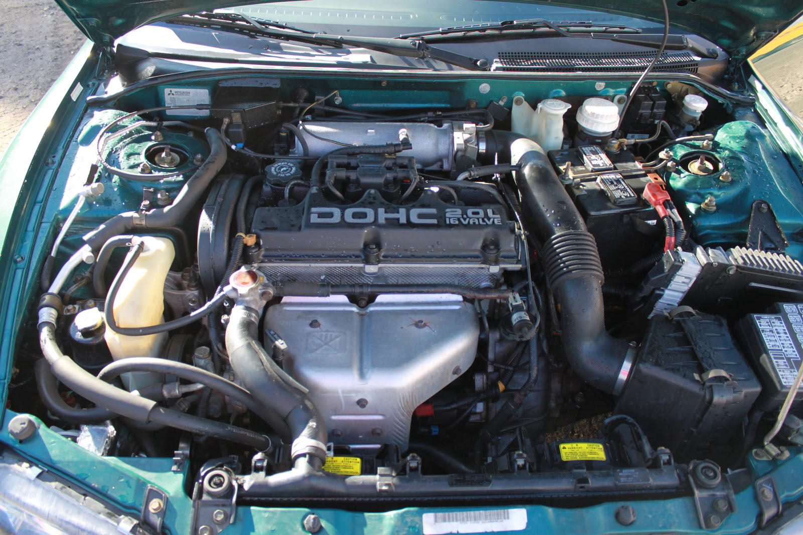 1998 Mitsubishi Eclipse - Other Pictures - CarGurus