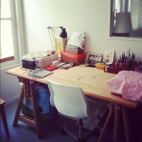 Il mio piccolo atelier by la casa a pois