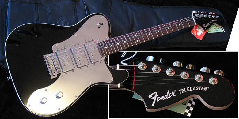 Fender J5