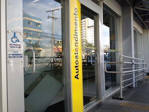 Presidente Prudente terá duas agências fechadas e uma transformada em posto de atendimento (Foto: Wellington Roberto/G1)