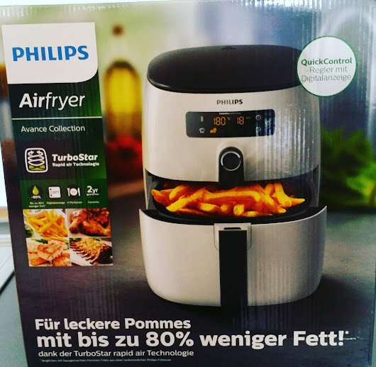 Philips Airfryer Avance – Philips