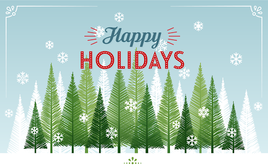 Happy Holidays from EHS Support!