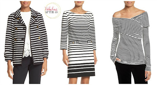 10 Bold Ways to Wear Black and White Stripes