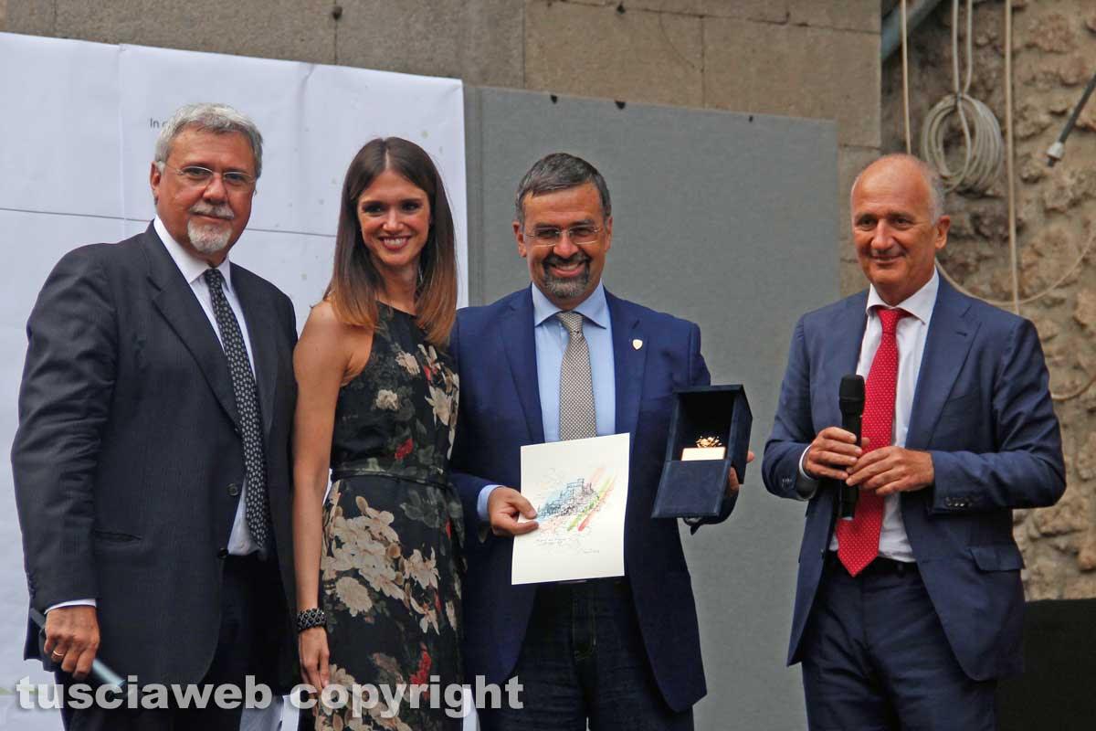 Premio Calabrese, premiazione di Marianella