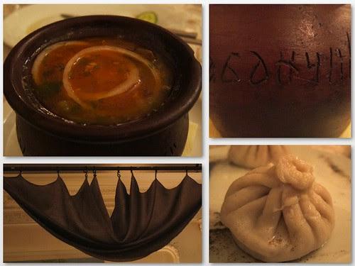 Pelmenejä ja lämmintä keittoa by Anna Amnell