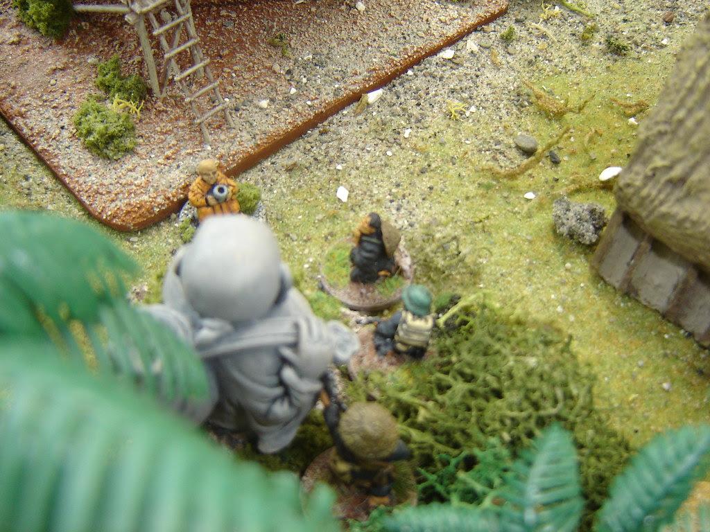 VC squad sneaks past monk
