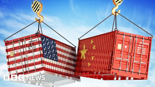 US-China trade war: a tale of two Chinas - BBC News