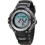 Casio Men's Digital Compass Twin Sensor Sport Watch - Black