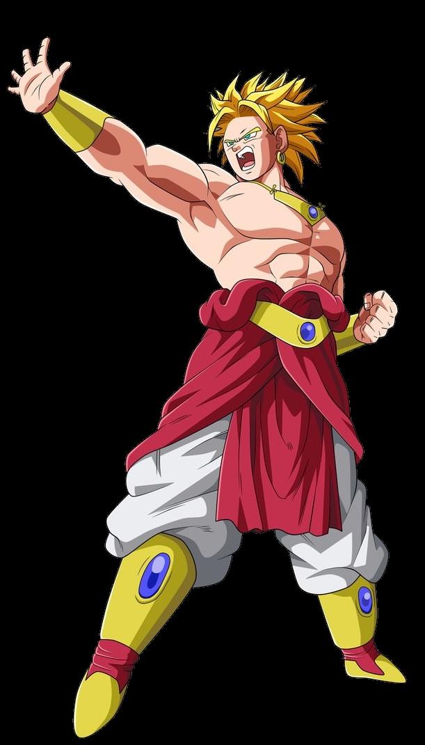 Broly Super Saiyajin