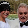 Freddie Starr marries pregnant fiancee after three-year romance in low-key wedding