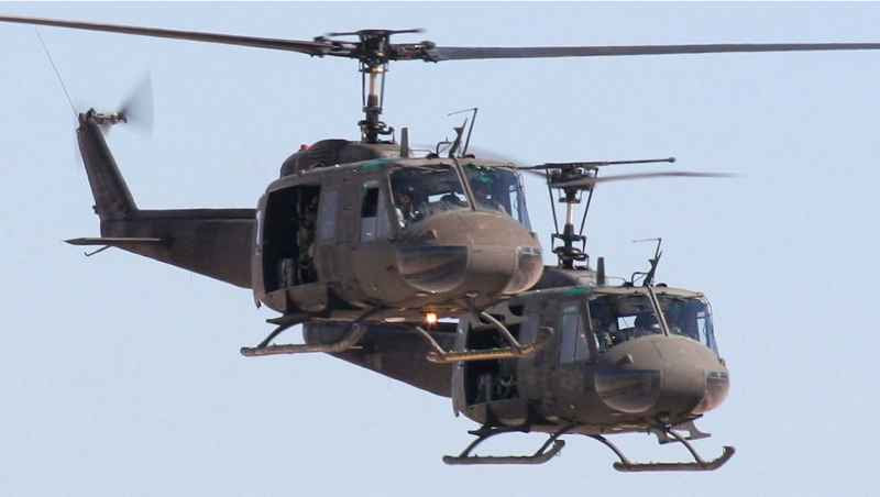 6 Two Choppers