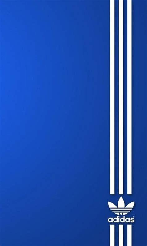 adidas logo original blue hd wallpapers  iphone