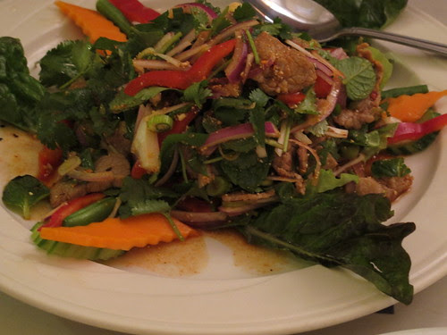 Crying Tiger (Beef Salad)