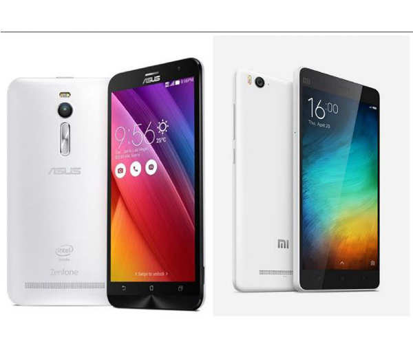 Xiaomi Mi 4i vs Asus Zenfone 2 (2GB RAM version): Which one to buy