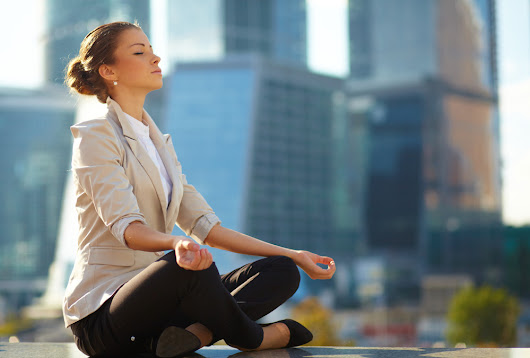 Yoga & Meditation Sweeping Boardrooms Across the World | Irvin Goldman
