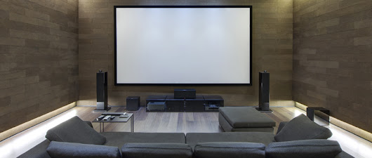 Home Cinema Installation London | Home Cinema System Hertfordshire