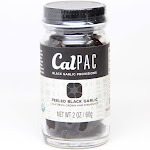 Calpac USDA Organic Peeled Black Garlic, 2 oz | By Supermarket Italy