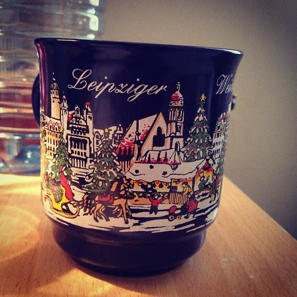 Best mugs ever. #leipzig #de