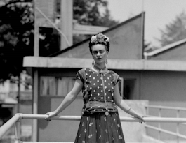 Frida Kahlo se acerca a internautas con Google Arts & Culture