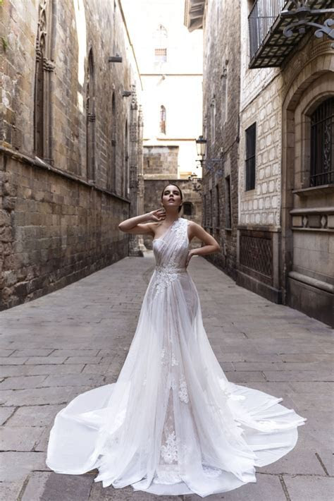 BN Bridal: Crystal Design   2016 Barcelona Campaign