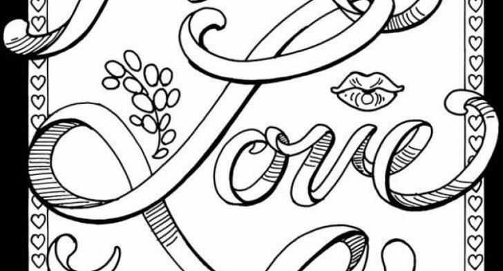 Coloring Pages Curse Words at GetColorings.com | Free ...