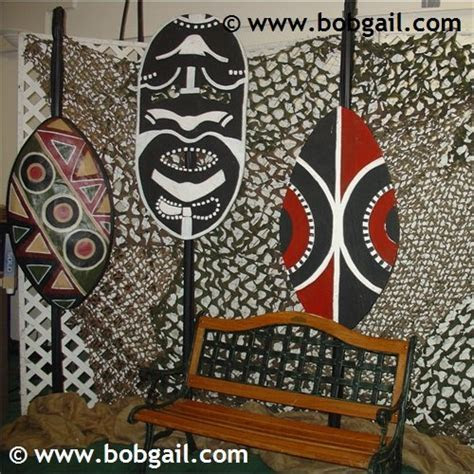 1000  images about Tribal / african / Jungle theme ideas